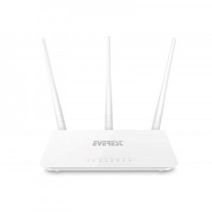 Everest EWR-F303 1Wan + 3Lan Port Wireless Router