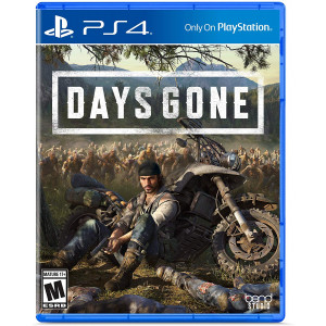 Sony PS4 Game (Days Gone)
