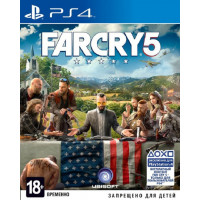 Far Cry 5 (PS4) (rus ver)