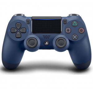 PS4 Dualshock4 Dark Blue (PS719874768)