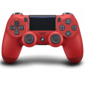 Dualshock4 Magma Red