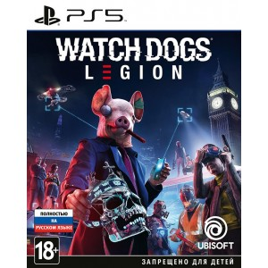 Watch_Dogs: Legion (PS5) (rus ver)