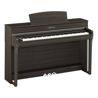 Yamaha CLP-745DW Y2 With Bench