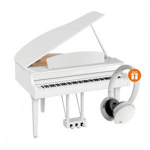 Rəqəmsal Fortepiano Yamaha  CLP-795GPWH Y2 With Bench