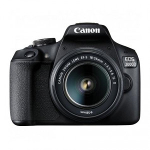Canon EOS 2000D 18-55 IS II RUK