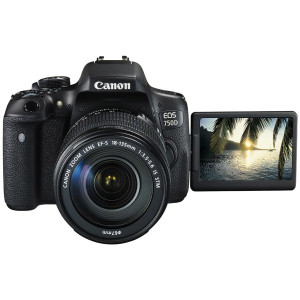 Canon EOS 750D EF-S 18-135 IS STM KIT