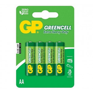 GP Greencell 1.5V (R6) 15G-U4