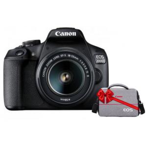 Canon EOS 2000D 18-55 IS II RUK