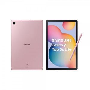 Samsung Planşet SM-P615 Tab S6 Lite Pink