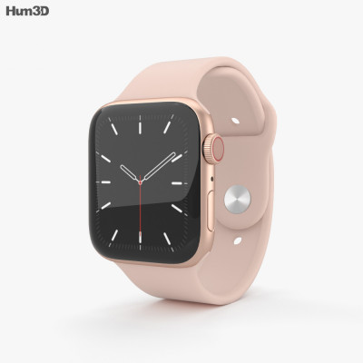 Apple Watch 5 Series 44 mm Gold