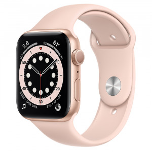 Apple watch 6 44MM pink