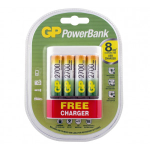 GP PowerBank U411 270AAHCWA12F-UE4