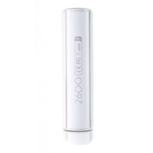 Power Bank Remax 2600mah Jadore RPL-33 White