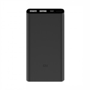 Power Bank Xiaomi 10000mAh 2USB Black