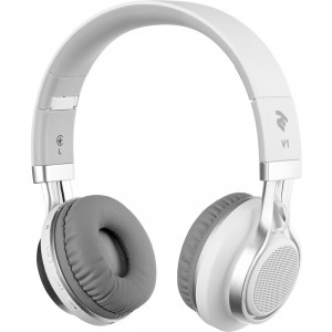 2E V1 ComboWay ExtraBass Wireless Over-Ear Headset White