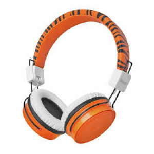 Qulaqlıq Trust Comi BT Kids Headphones Orange (23127)