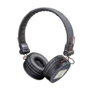 Qulaqlıq Trust Fyber Headphones Dark Denim (23584)