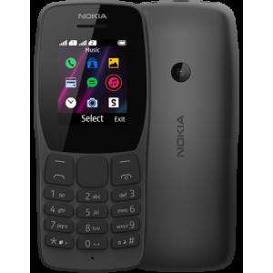 Nokia 110 DS Black