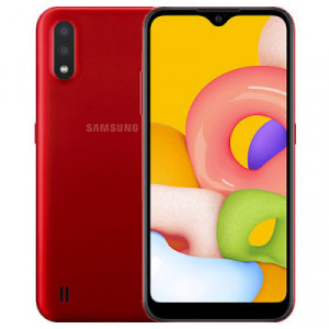 Samsung Galaxy A01 SM-A015 16GB Red