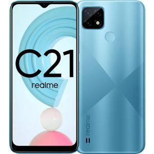 Realme C21 4/64 GB Blue